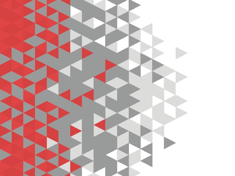 dreiecke rot